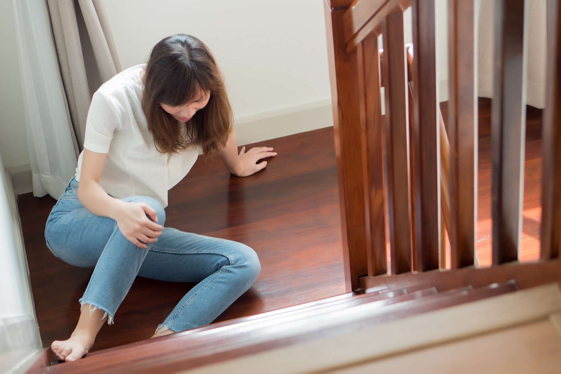 slip and fall personal injury case